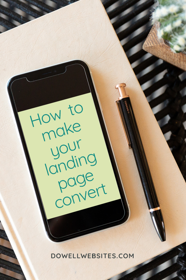 Whether you're trying to get new leads or make sales, your landing page needs to be built to get your audience to convert — or take the action you're asking them to take.