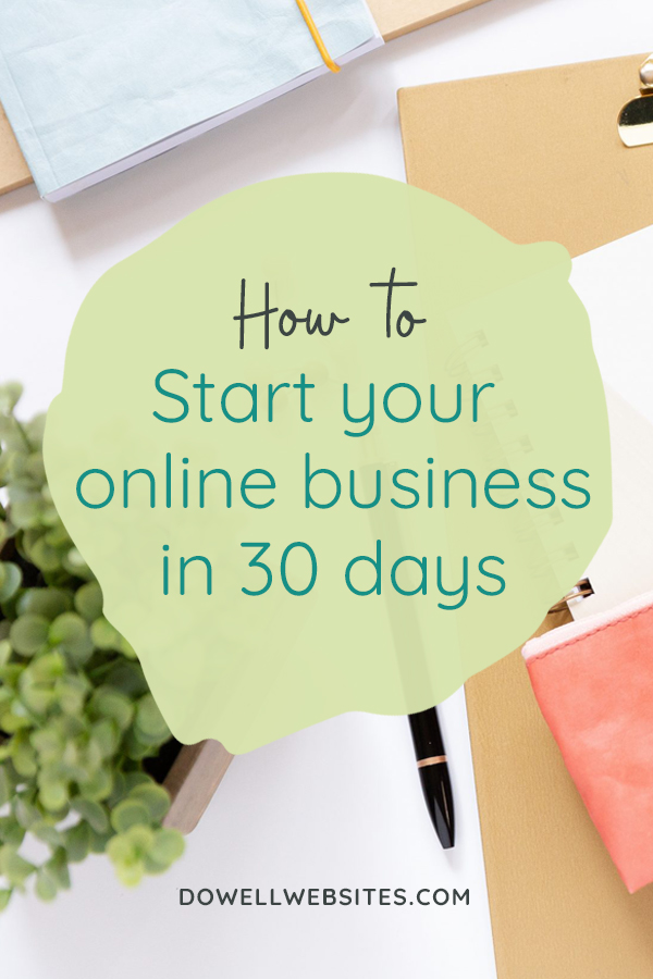 Learn the exact steps you need to simply and strategically start your online business in just 30-days so that you go from stuck-preneur to success-preneur asap!