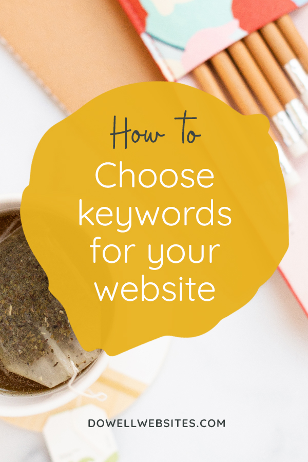 A great way to connect with your audience is to use keywords that they'll be searching for. Let's look at how to choose the best ones for your website.