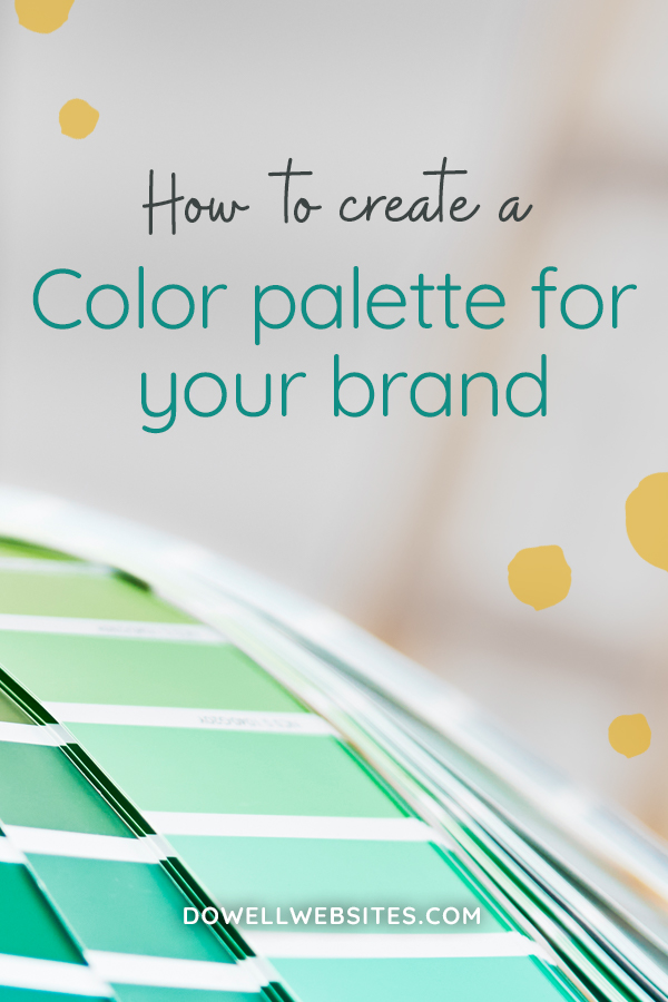 How your dream client feels about your brand pulls more weight than what they think about a brand. Pair that with the fact that certain colors evoke certain emotions and suddenly it all makes sense — your brand colors play a huge part in your ability to get clients.