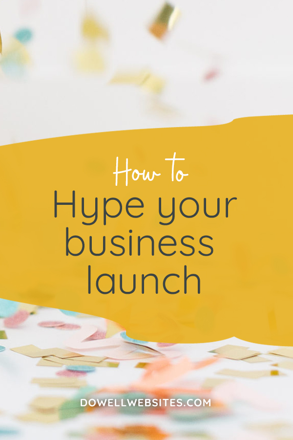 Entrepreneurs often launch or relaunch their business or a new service without having a pre launch strategy. But here's the thing — if you wait until the moment you launch to start telling people about your new endeavor, you'll miss out on a huge opportunity to leverage the big event. So you need to build buzz and excitement well before the big day!