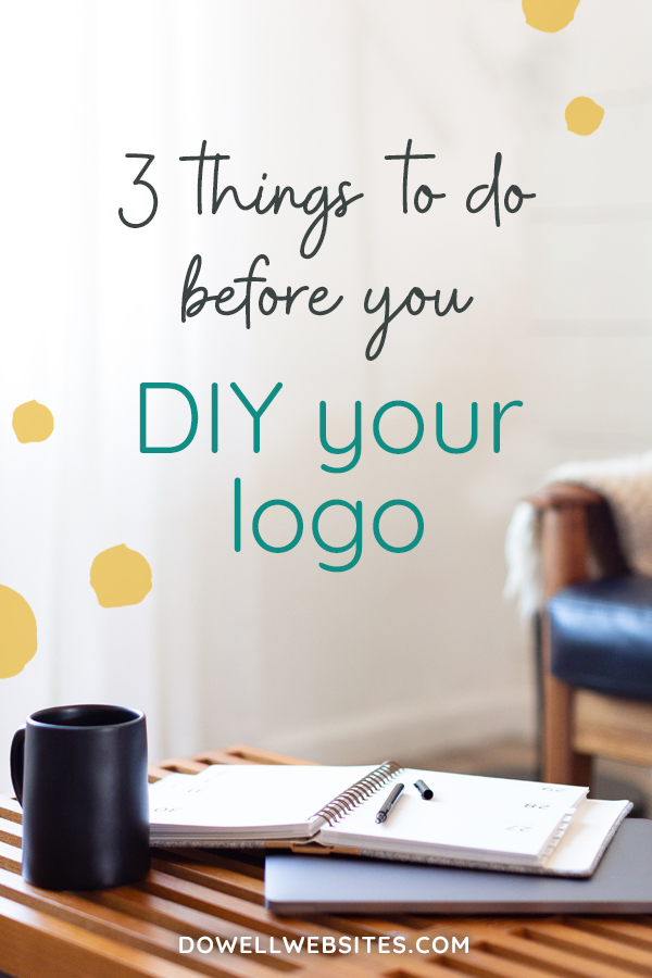 You're starting your business and need to create a look and feel to represent you, but where do you start — especially if you don't have the budget to hire a designer and you need to DIY it.