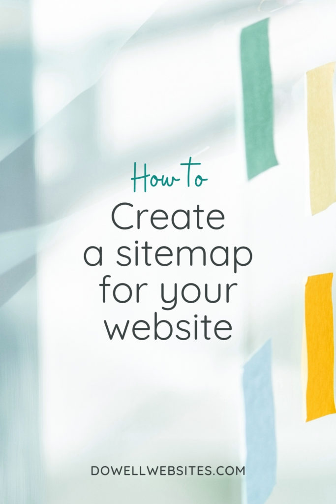 Learn how to create a sitemap in just 4 simple steps. By having a site plan for your website before building it, you'll save time and headaches along the way.