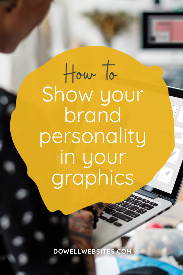 How to show brand personality in your graphics