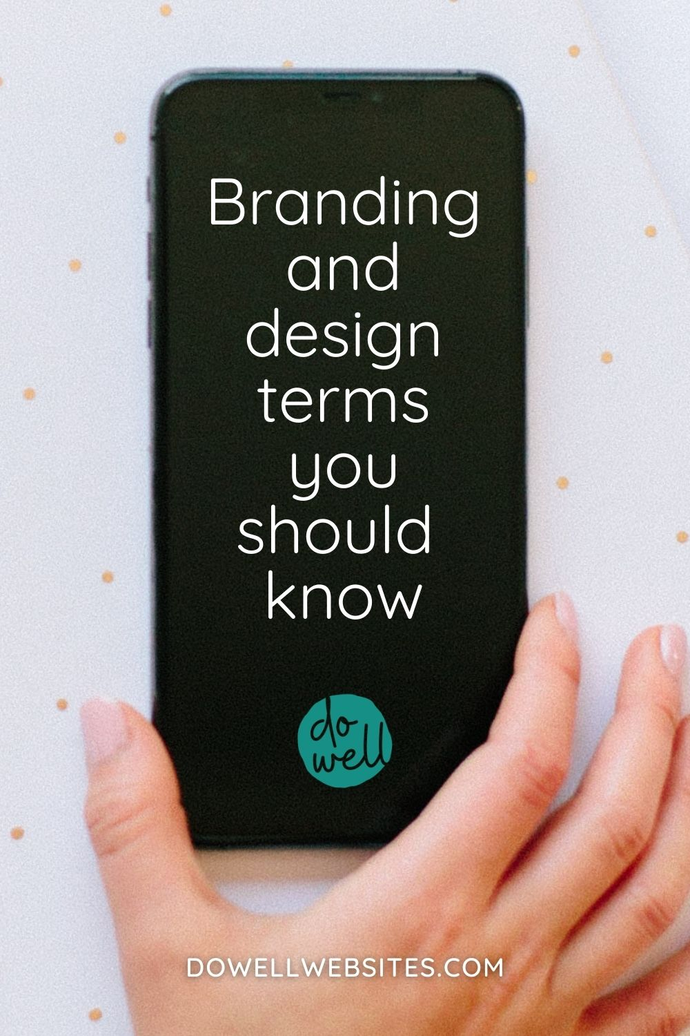 When it comes to creating your brand and all of the graphics needed for your business you may have already found that there are a lot of technical terms thrown around and sometimes it can get confusing. Let's go over the vocab you need to know to get started.