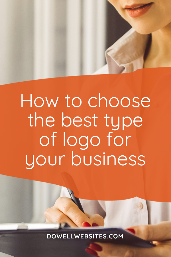 How to choose the best type of logo for your business