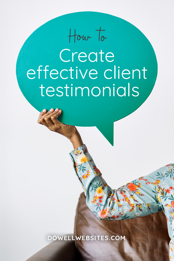 When it comes to selling your product or service online, you need your potential clients to truly trust you before they will buy from you. Let's go over client testimonials...why they are an excellent way to gain viewers' trust and how you can go about getting them.