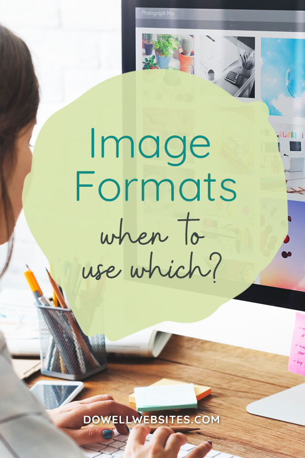 Making sense of the different image file formats available can be overwhelming, but knowing what makes them different and when to use each is essential.