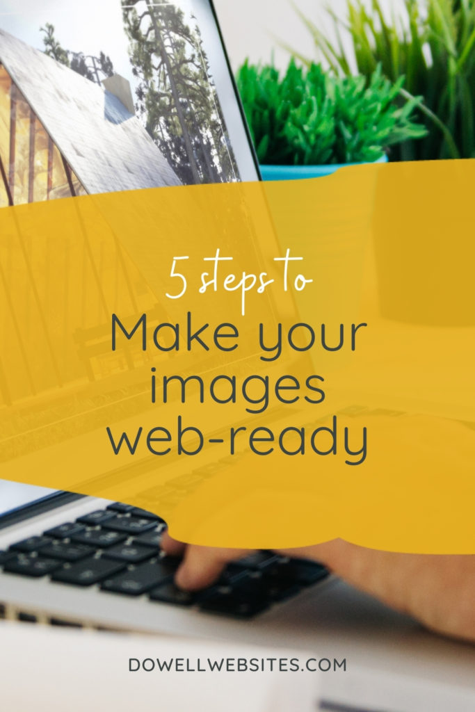 Optimizing your images will make them look better, load more quickly, and improve your SEO. Here are 5 things you need to do to make your photos web-ready.