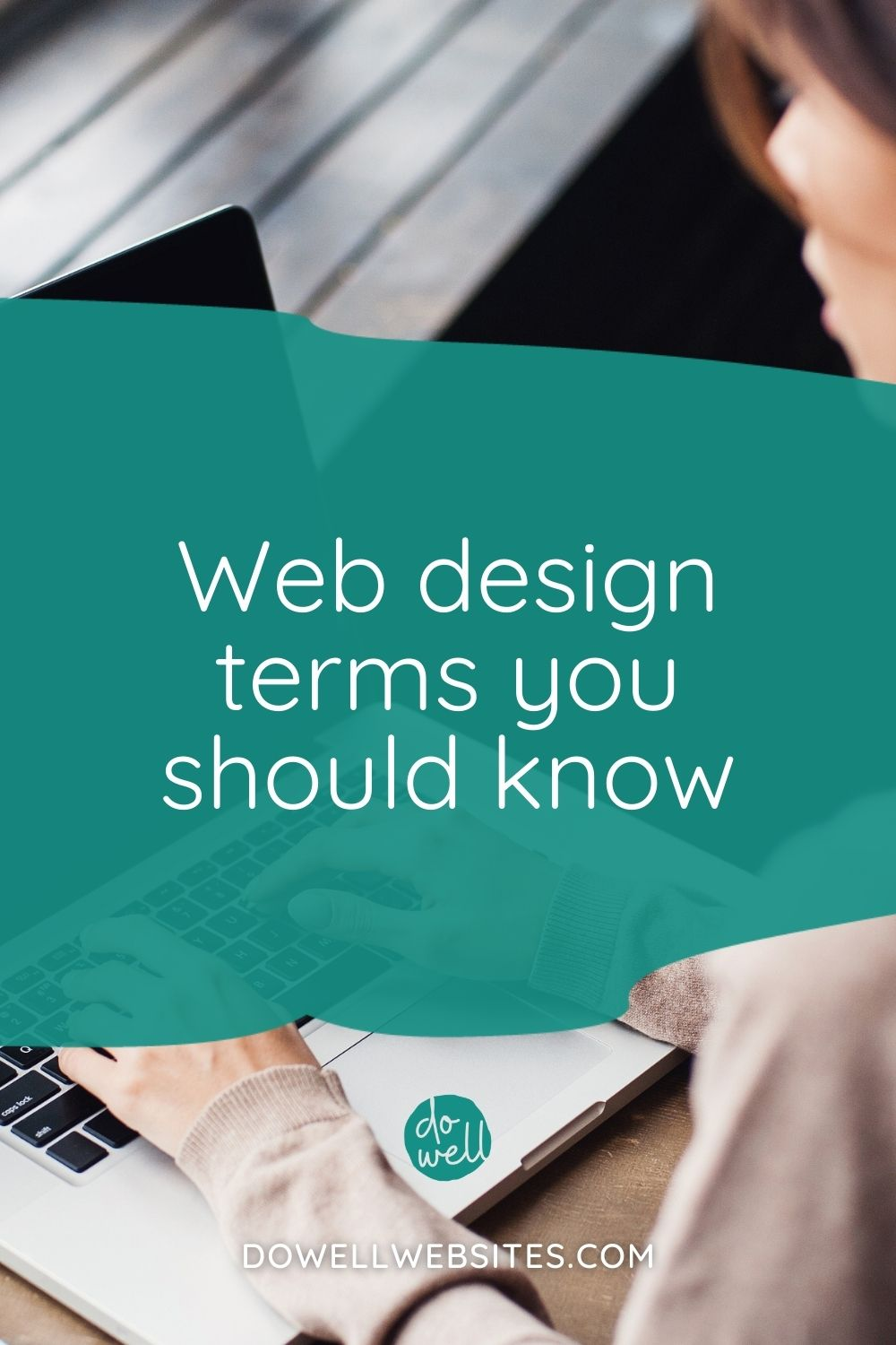 When you're tasked with creating a website for your business, you'll soon realize there's a whole new vocab to learn. Here's the basics that you need to know.